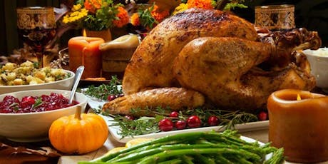 4th Annual Community Thanksgiving Dinner tickets