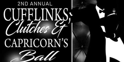 2nd Annual Cufflinks, Clutches and Capricorn's Ball