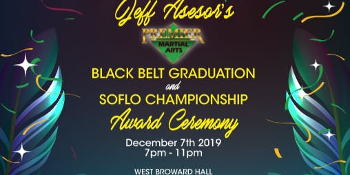 Mardi Gras Black Belt Gala & Award Ceremony