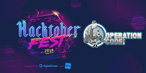 Operation Code Club Jr. HacktoberFest 2019