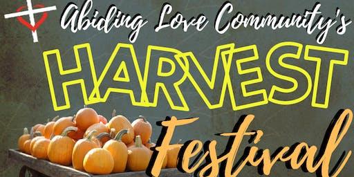 ALCC's Harvest Festival