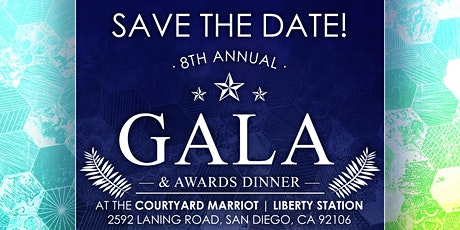 8th Annual APAC Gala & Awards Dinner tickets