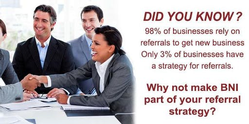 BNI Integrity   Business Networking Townsville