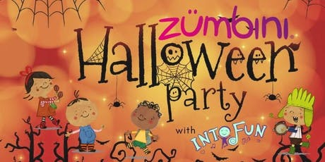 Zumbini Halloween Party (PM) tickets