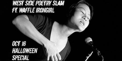 West Side Poetry Slam ft. Waffle Irongirl