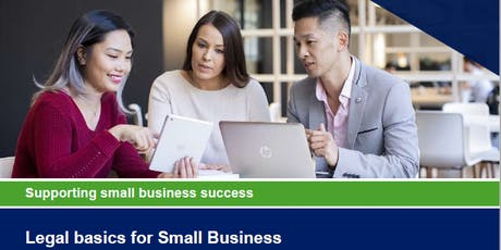 Small business basics tickets