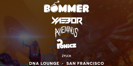 Sequence 12:05: Riddim Hours ft. Bommer, Xaebor, Aweminus, Ponicz tickets