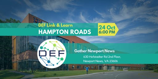 DEF Hampton Roads Link & Learn