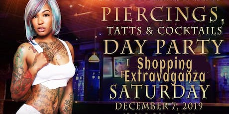 Piercings, Tatts & Cocktails hosted by Pier 132 tickets