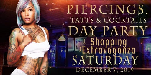 Piercings, Tatts & Cocktails hosted by Pier 132
