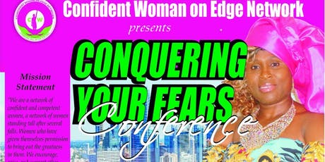 CONQUERING YOUR FEARS tickets