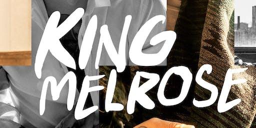 """KING MELROSE - LANCEMENT DE SON """"TROI3IÈME ALBUM"""""""