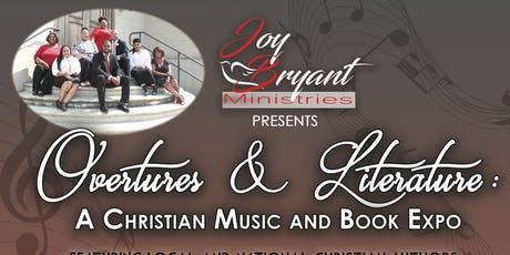 Overtures and Literature: A Christian Music & Book Expo tickets