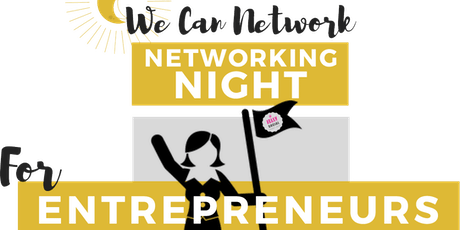 WCN Entrepreneur Networking Night in Guelph! tickets