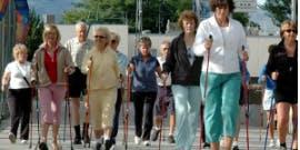 Keenfit Pole Walking Clinic
