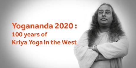 Yogananda 2020 tickets
