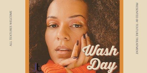 Wash Day Workshop