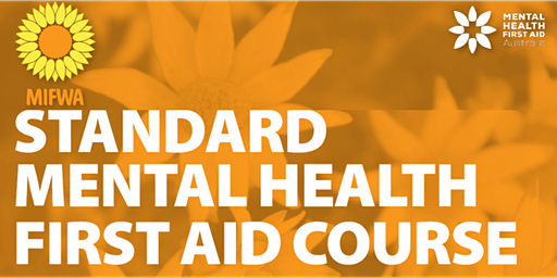 Standard Mental Health First Aid Course - FREE