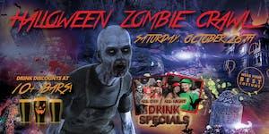 SCOTTSDALE ZOMBIE CRAWL - Halloween Pub Crawl Oct 26th