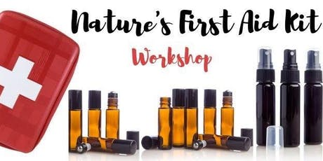Nature's First Aid Workshop tickets