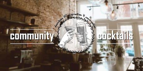 KC Community & Cocktails tickets