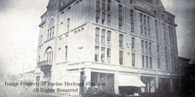 Blake Opera House Fire: 135th Anniversary Seance