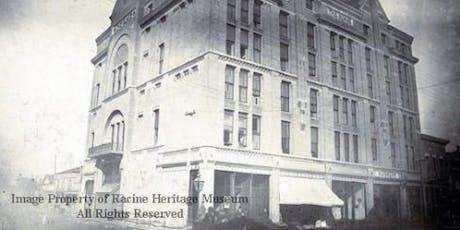 Blake Opera House Fire: 135th Anniversary Seance tickets