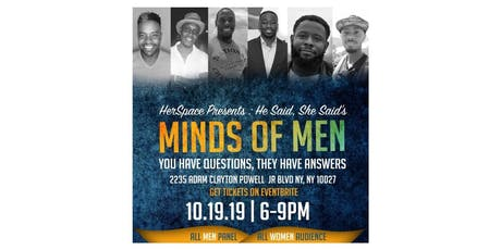 Minds of Men tickets
