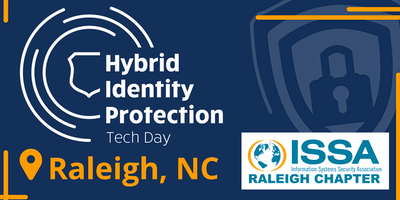Hybrid Identity Protection Tech Day: Raleigh NC