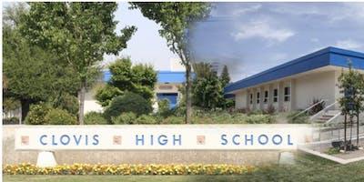 Clovis High School Class of 1989 30th High School Reunion