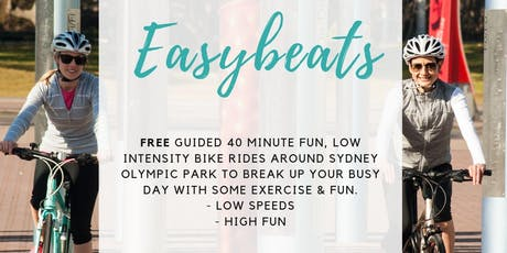 Easybeats Lunchtime Ride From Park Bikes #1 tickets