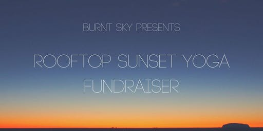 Sunset Rooftop Yoga Fundraiser