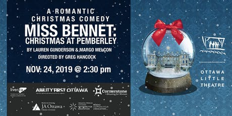 MISS BENNET: CHRISTMAS AT PEMBERLEY tickets