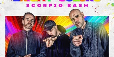 Scorpio 80's 90's Bash Feat. Supersonic Sound