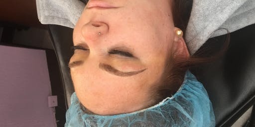 SanAntonio Hands-On Microblading BONUS Machine Microshading Training: 6 Figure Plan