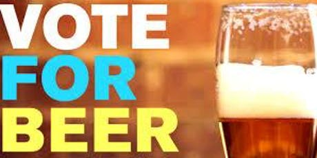 A Matter of sELECTion.  After voting, join us  to choose your best beer! tickets