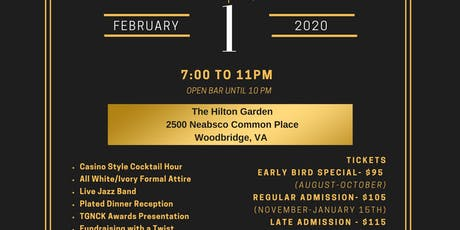 TGNCK's Annual Charity Gala tickets