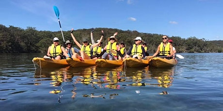 Women's Easy Kayaking Day: Port Hacking // Saturday 11th January  tickets