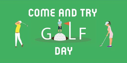 Come and try golf day