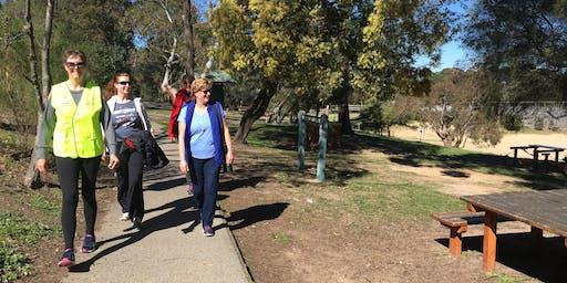 Welcome Walk - Lysterfield Park