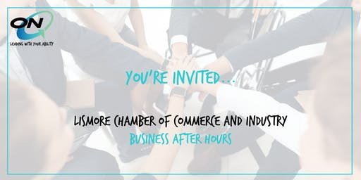 Lismore Chamber of Commerce and Industry Business After Hours