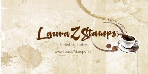 Laura Z's Holiday Stamp Camp 2019