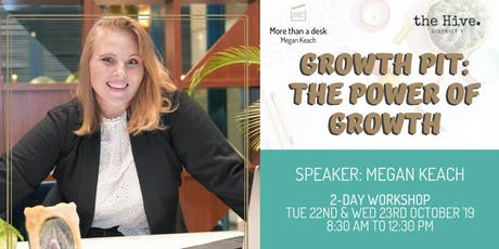 Growth Pit: The Power of Growth tickets