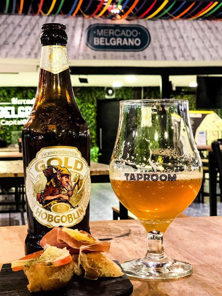 Imagen de Cata de cervezas Wychwood Brewery - Tap Room y GPS BIRRA