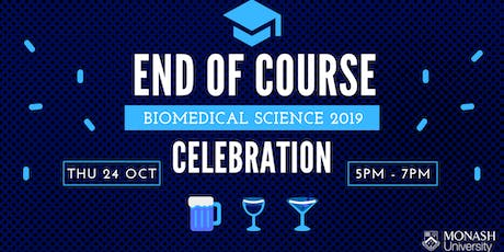 Class of 2019 Biomedical Sciences End of Course Celebration tickets