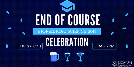 Class of 2019 Biomedical Sciences End of Course Celebration