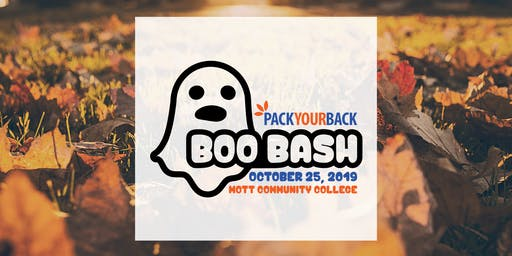 Pack Your Back: Boo Bash!