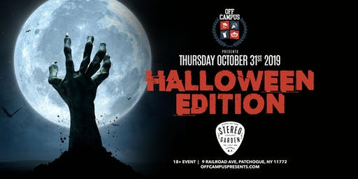 HALLOWEEN EDITION | 10.31.19 @ STEREO GARDEN (18+)