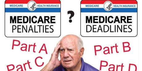 Medicare Plan Overview & Enrollment (One on One) tickets