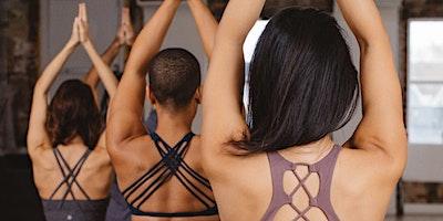 Sunday Yoga with lululemon x Chelsea Market